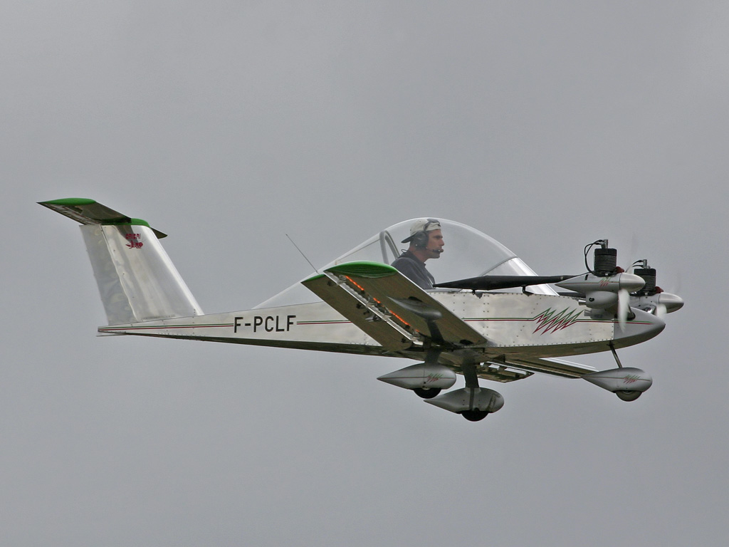 Colomban MC-15 Cricri - F-PCLF