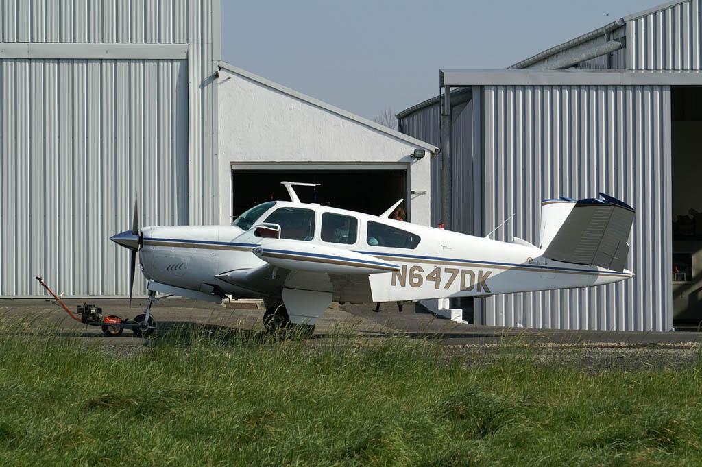Avion de Jean-Loup Chretien 11348