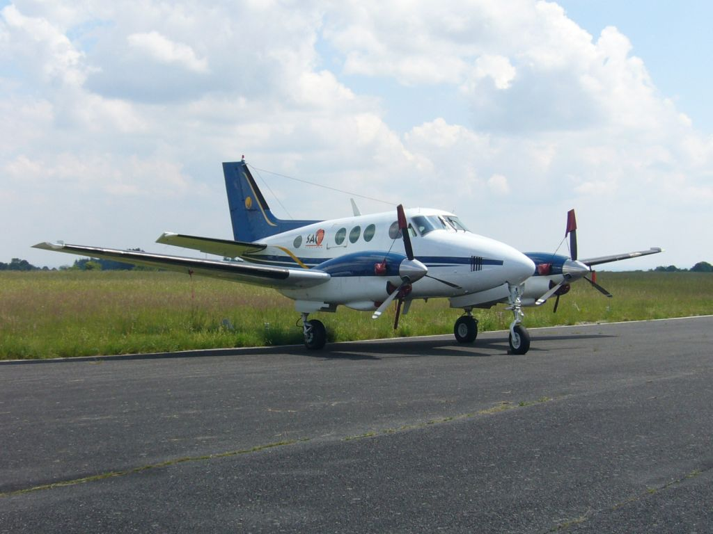 Beech 90 King Air - F-GFIR
