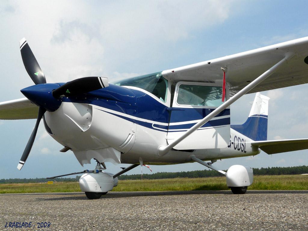G Cdsl Cessna 182