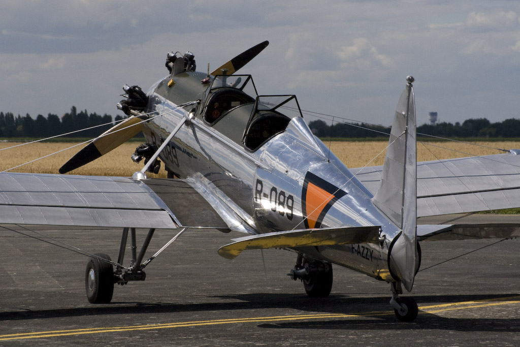 Ryan PT-22 Recruit - F-AZZY