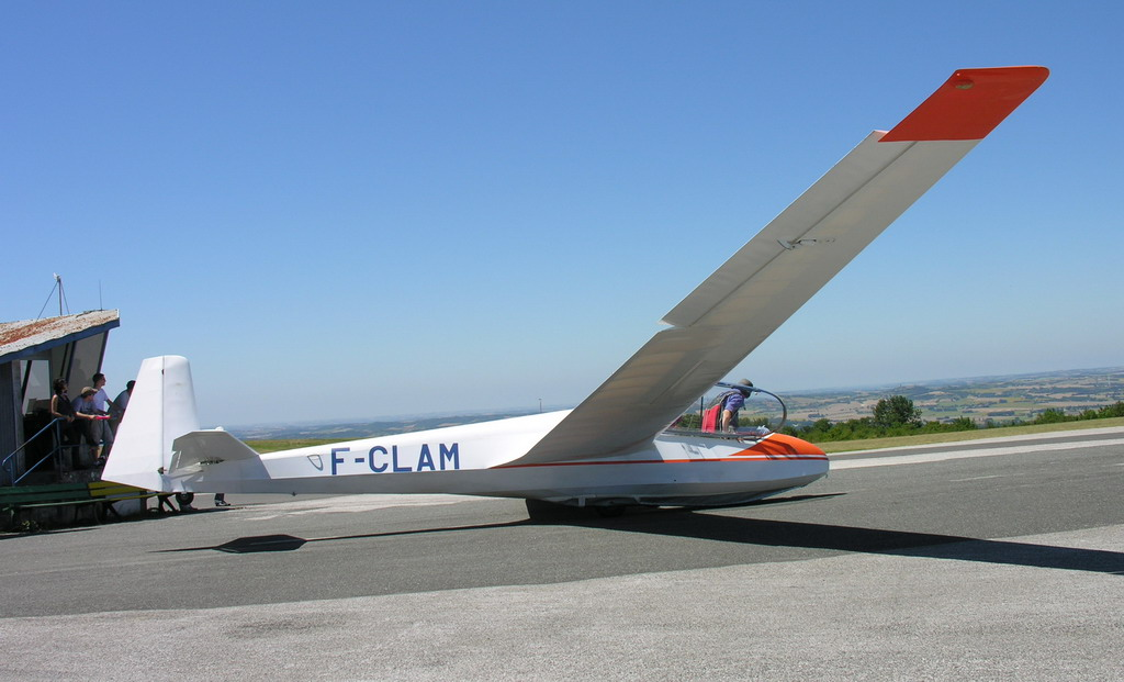 Schleicher ASK 13 - F-CLAM