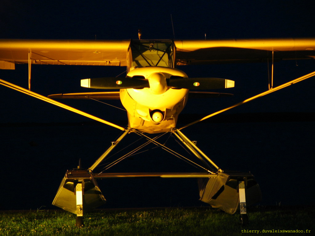 Piper PA-18 Super Cub - I-BUFF