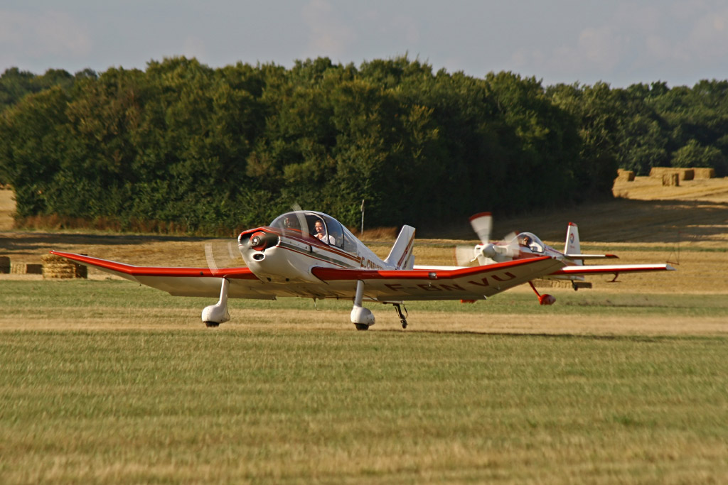 Robin DR 250-160 Capitaine - F-BNVU