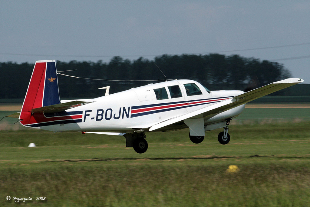 Mooney M 20 F Executive - F-BOJN