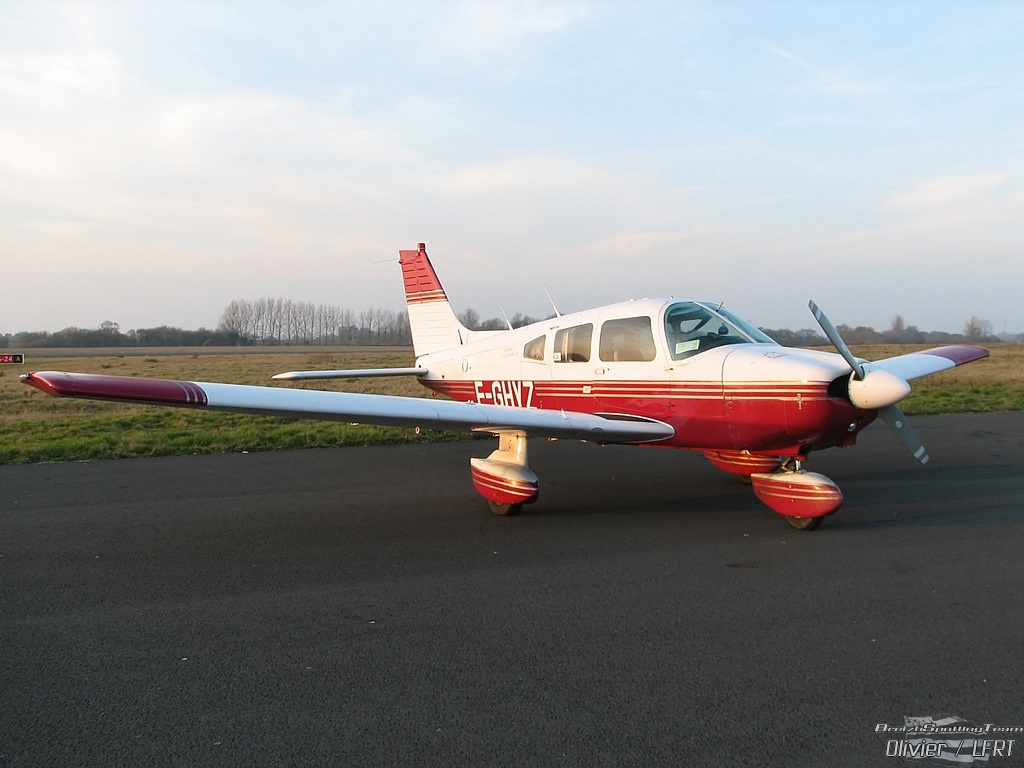 Piper PA-28-181 Archer - F-GHYZ