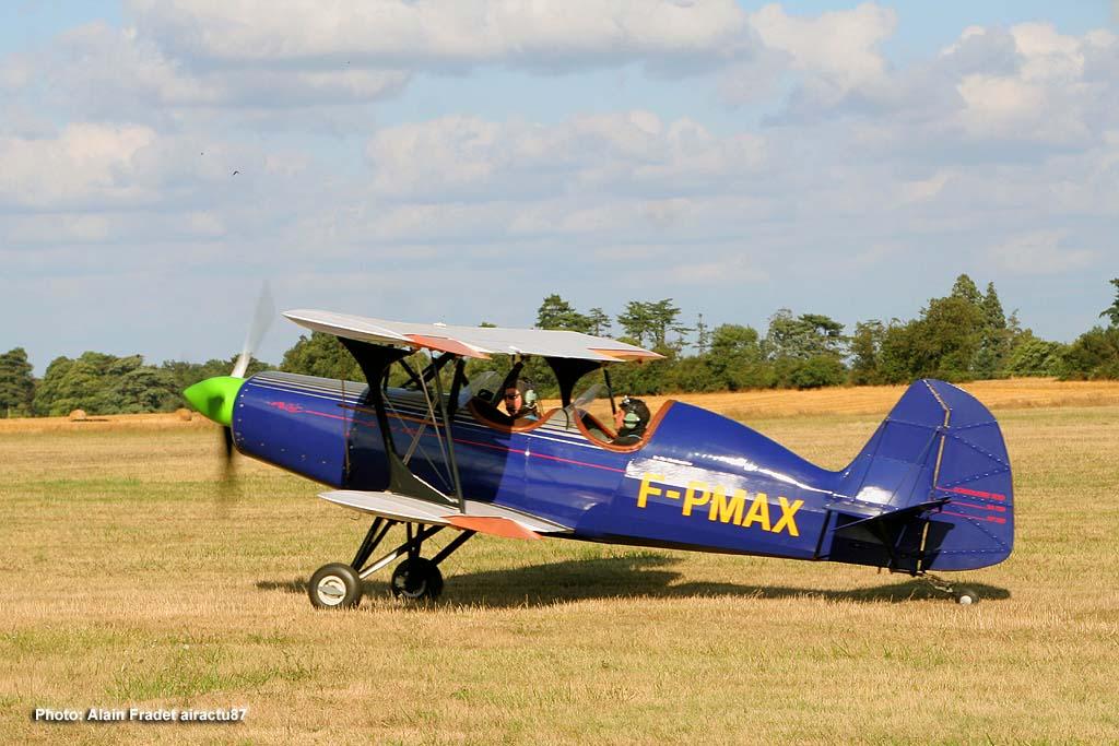Stolp SA 750 Acroduster Too - F-PMAX