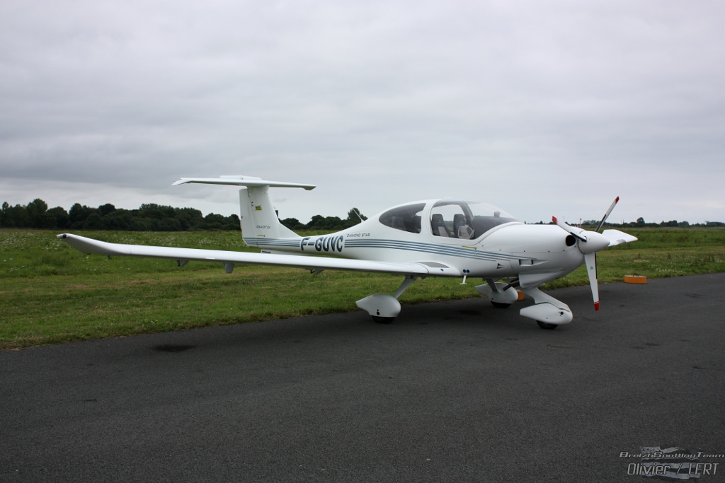 Diamond DA-40 Diamond Star - F-GUVC