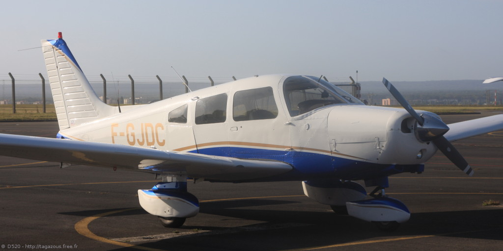 Piper PA-28-161 Warrior - F-GJDC