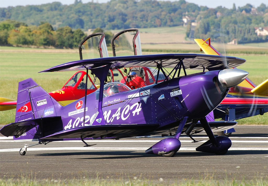 Pitts S-2S - TC-ABS