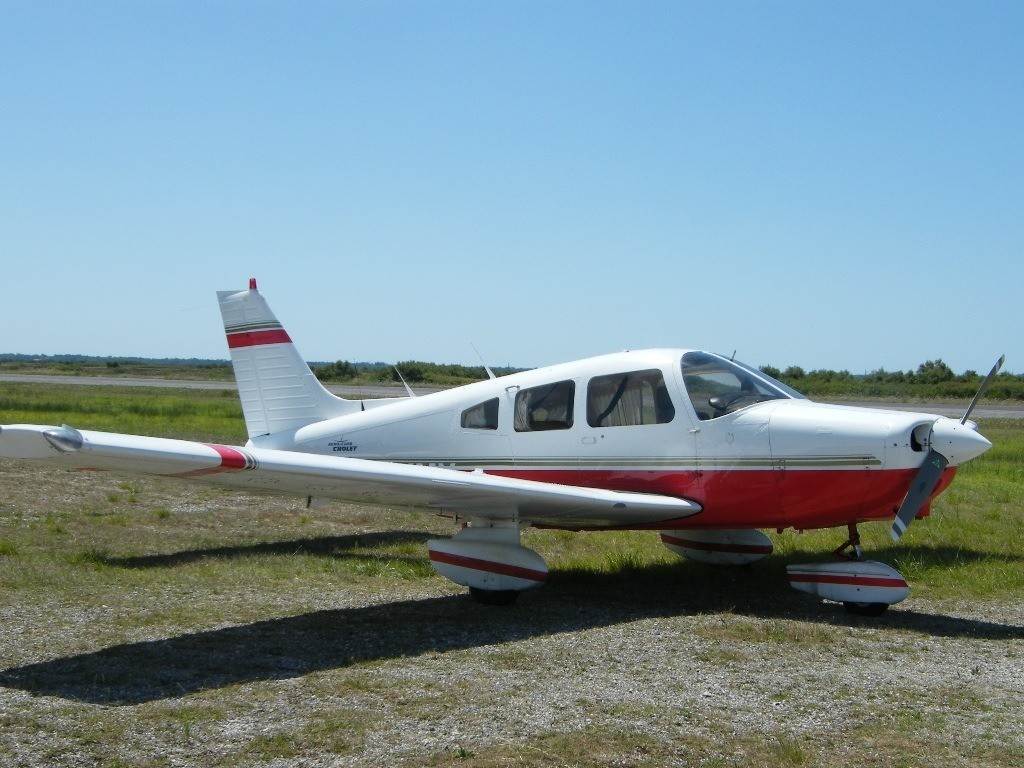 Piper PA-28-161 Warrior - F-GKMX
