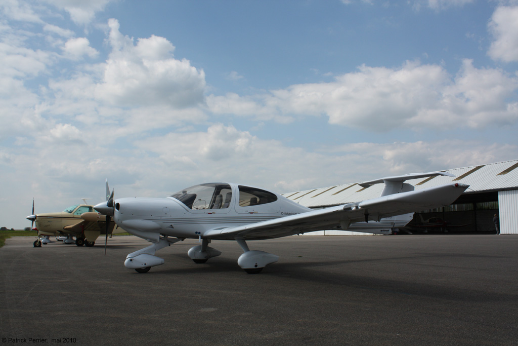 Diamond DA-40 Diamond Star - F-HBJF