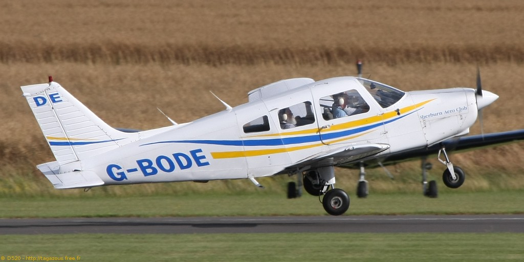 Piper PA-28-161 Warrior - G-BODE