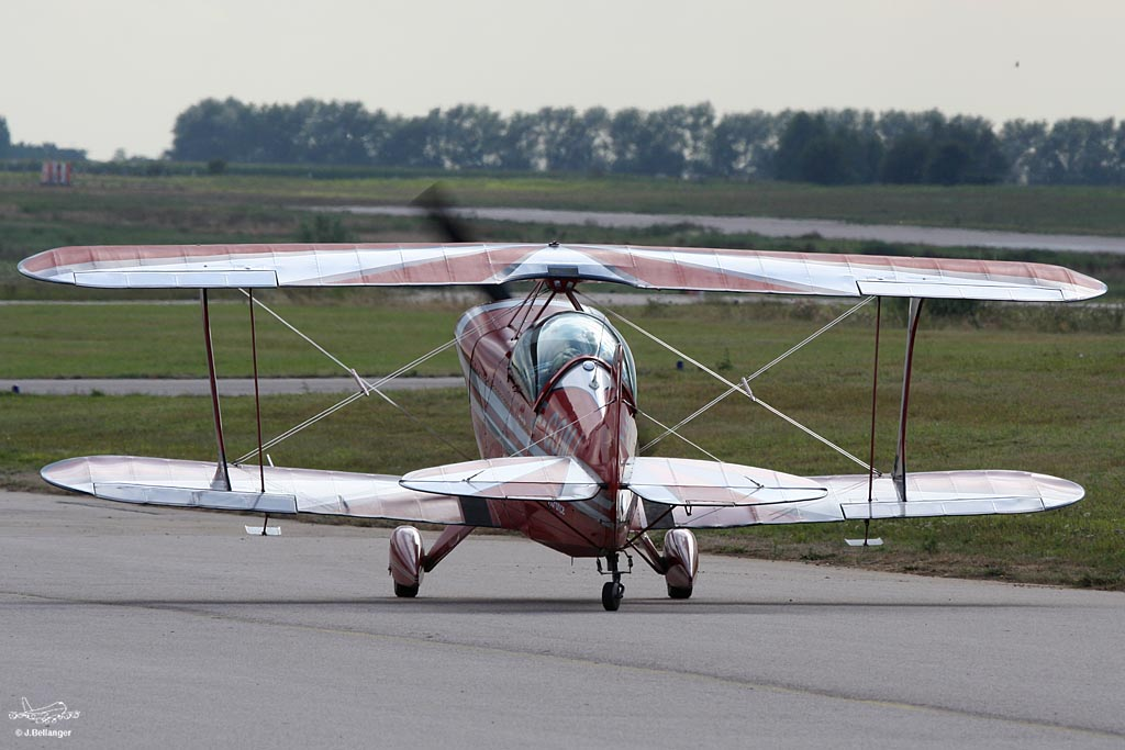 Pitts Special - F-GOMJ