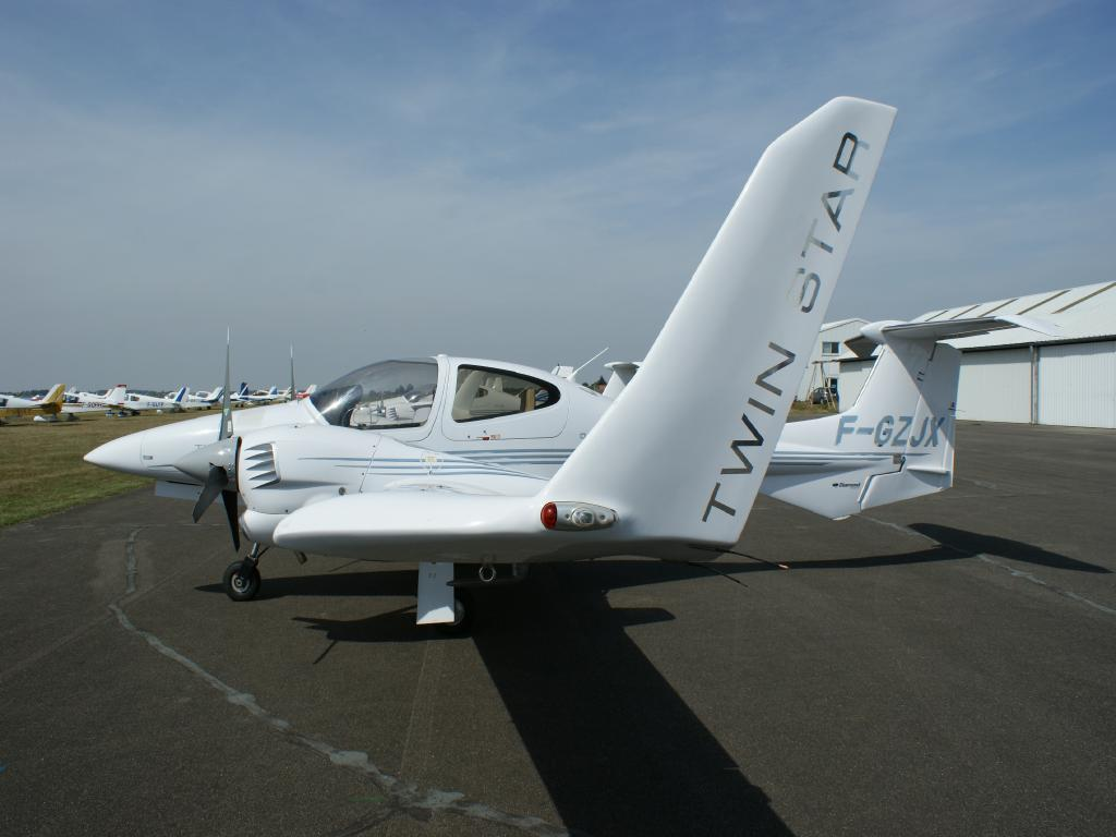 Diamond DA42 Twin Star - F-GZJX
