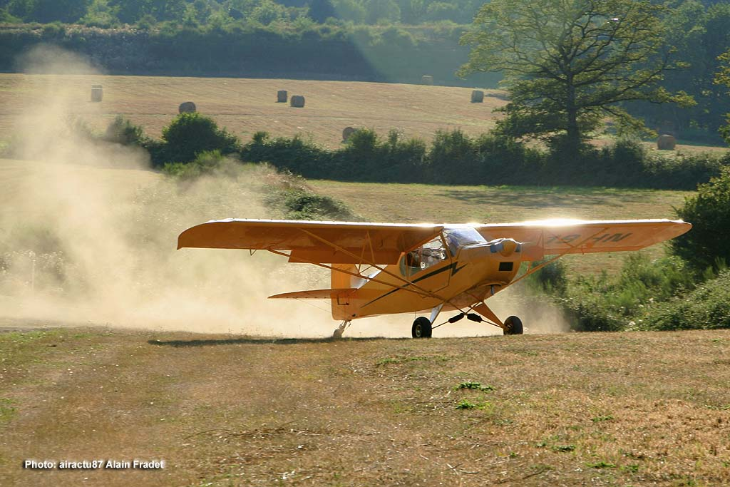 Zlin Aviation Savage Cub - 19 HN
