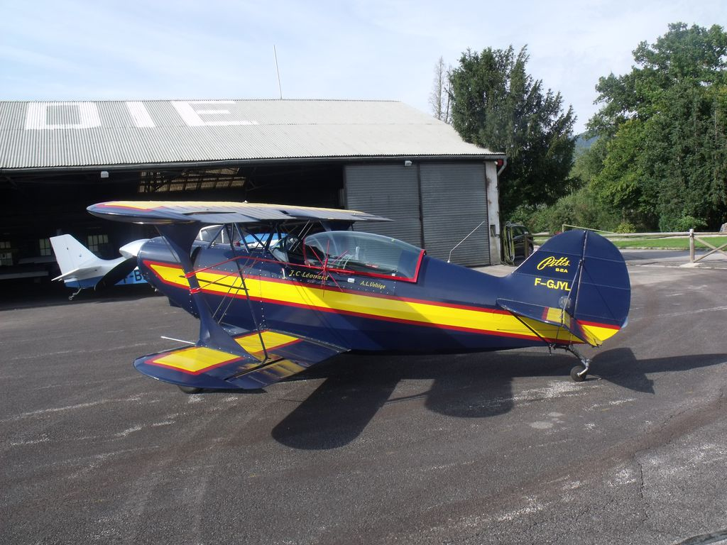 Pitts S-2A - F-GJYL