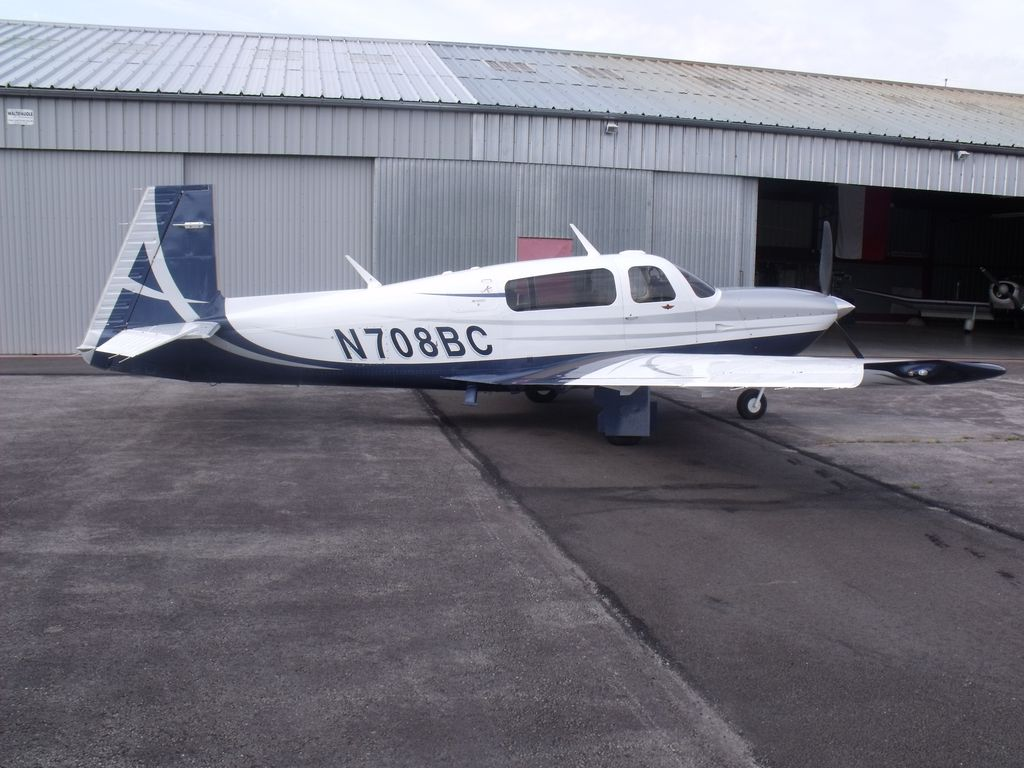 Mooney M 20 TN - N708BC