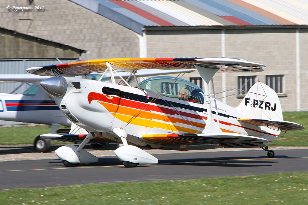 Christen Eagle II - F-PZRJ