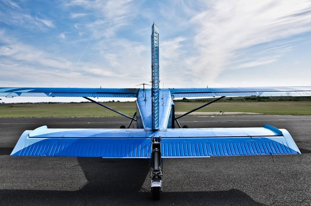 Aérodrome de Royan Médis 22582