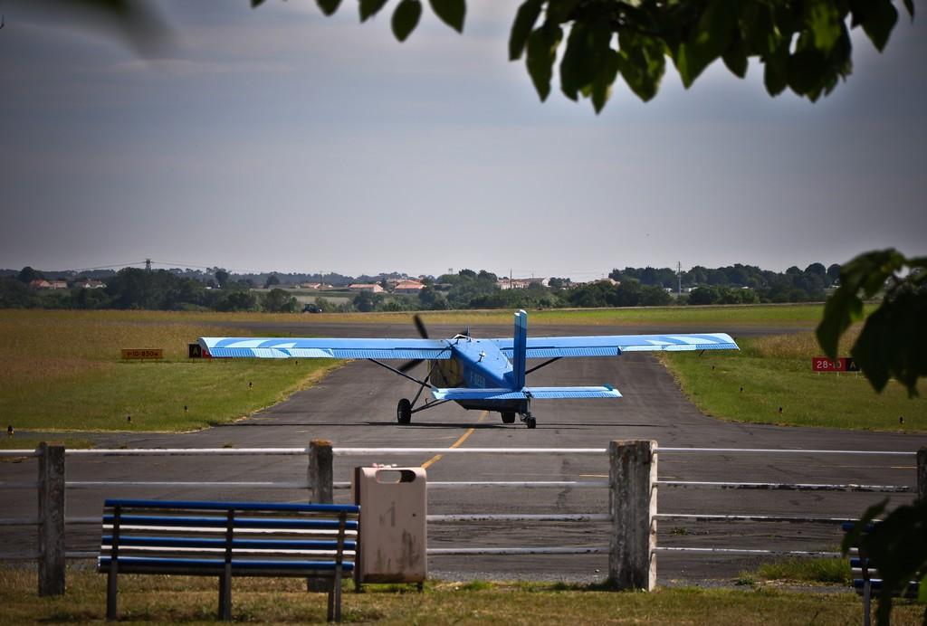 Aérodrome de Royan Médis 22585