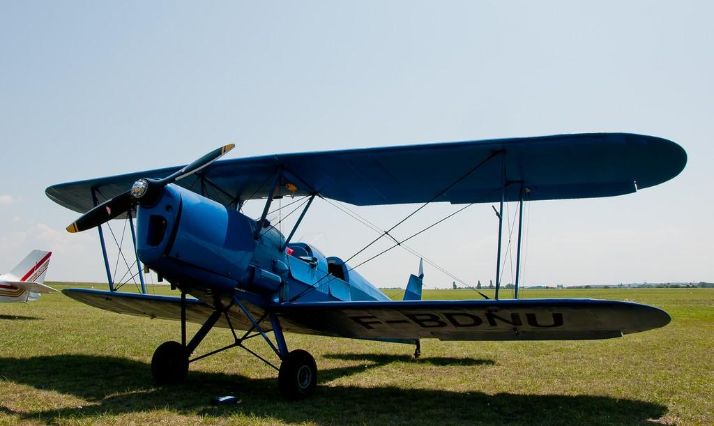 Aérodrome de Royan Médis 23708