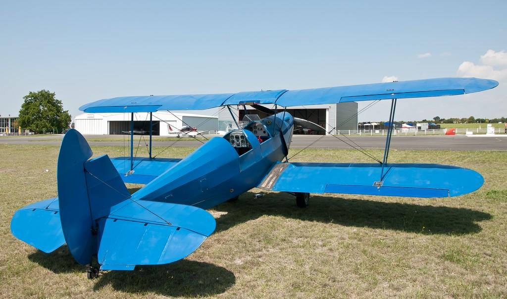 Aérodrome de Royan Médis 23710