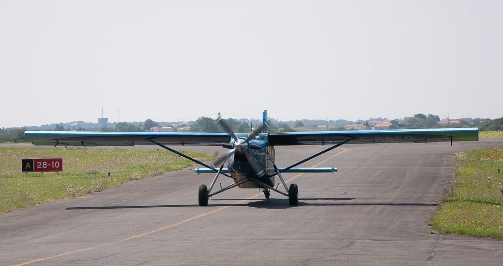 Aérodrome de Royan Médis 23711