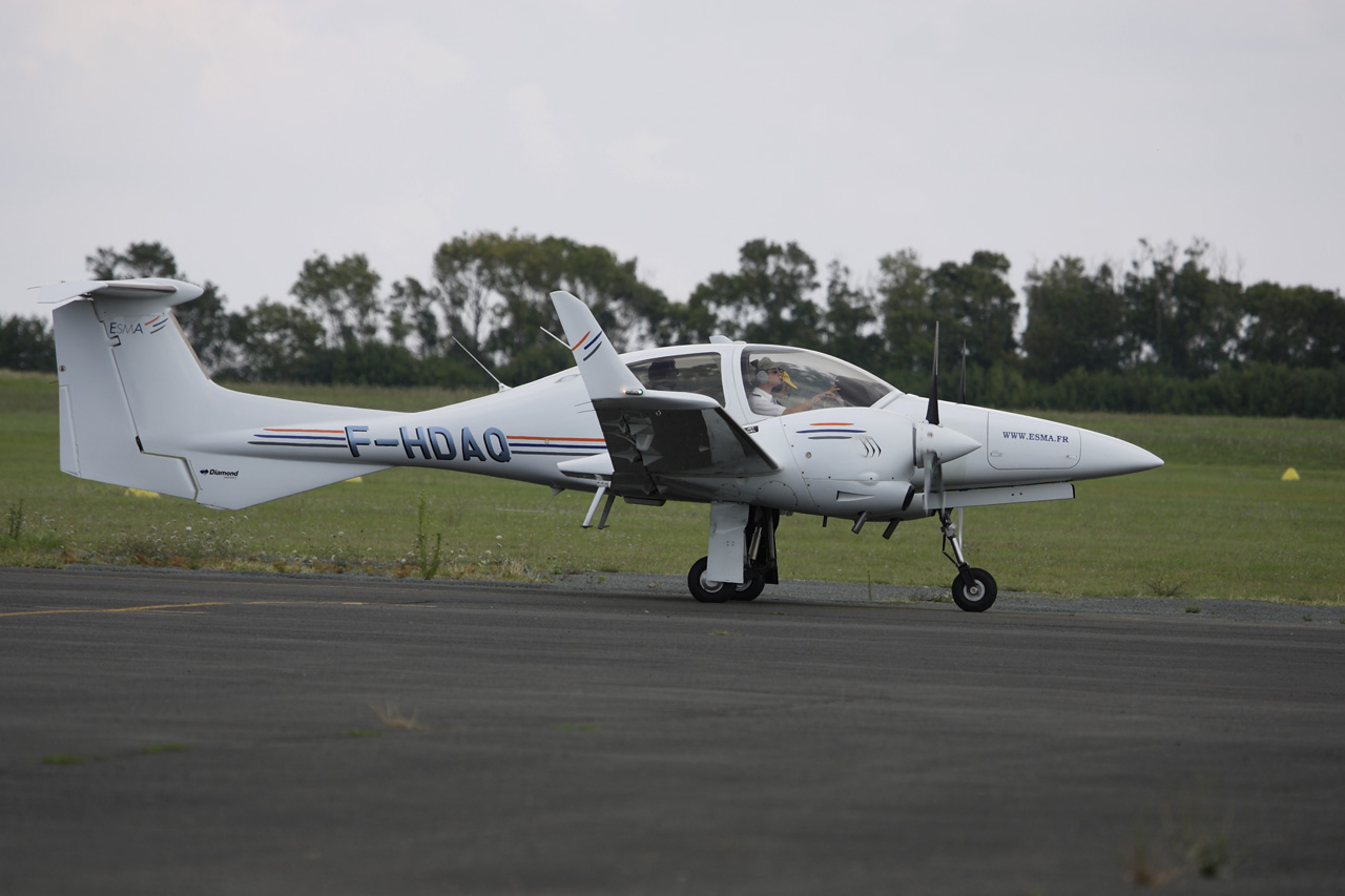 Diamond DA42 Twin Star - F-HDAQ