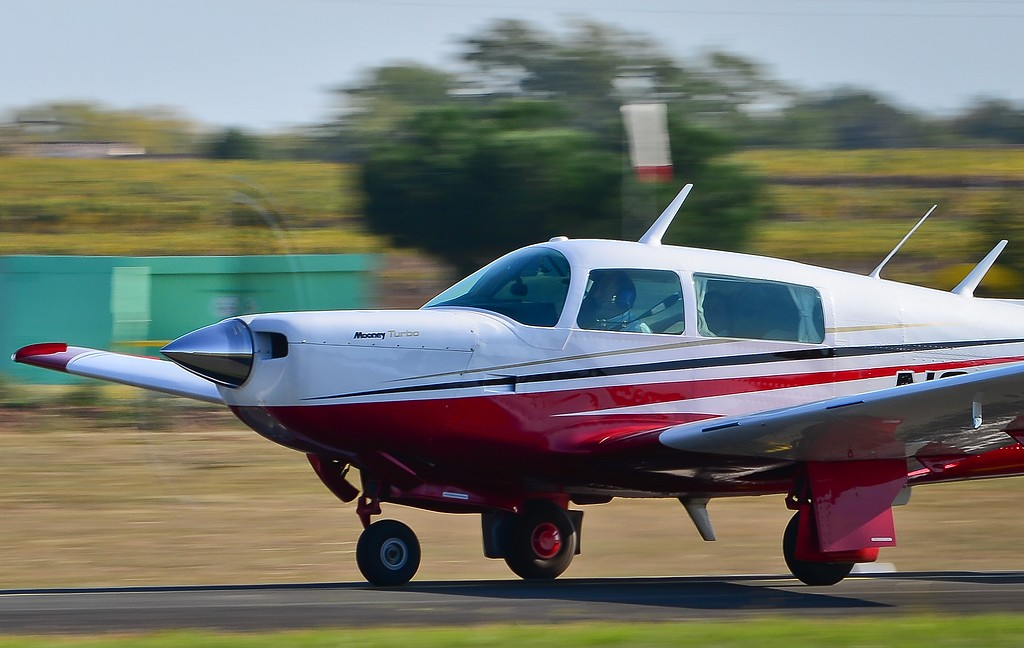 Mooney M 20 K - N231QJ