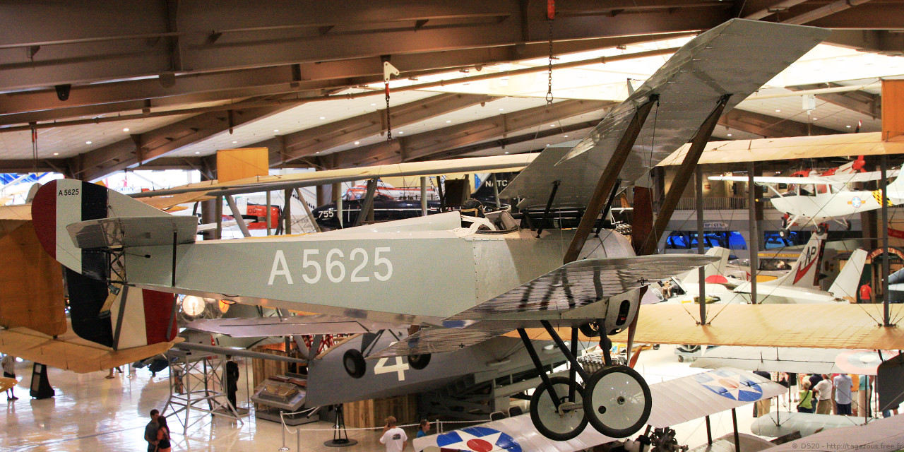 Hanriot HD-1 - A5625