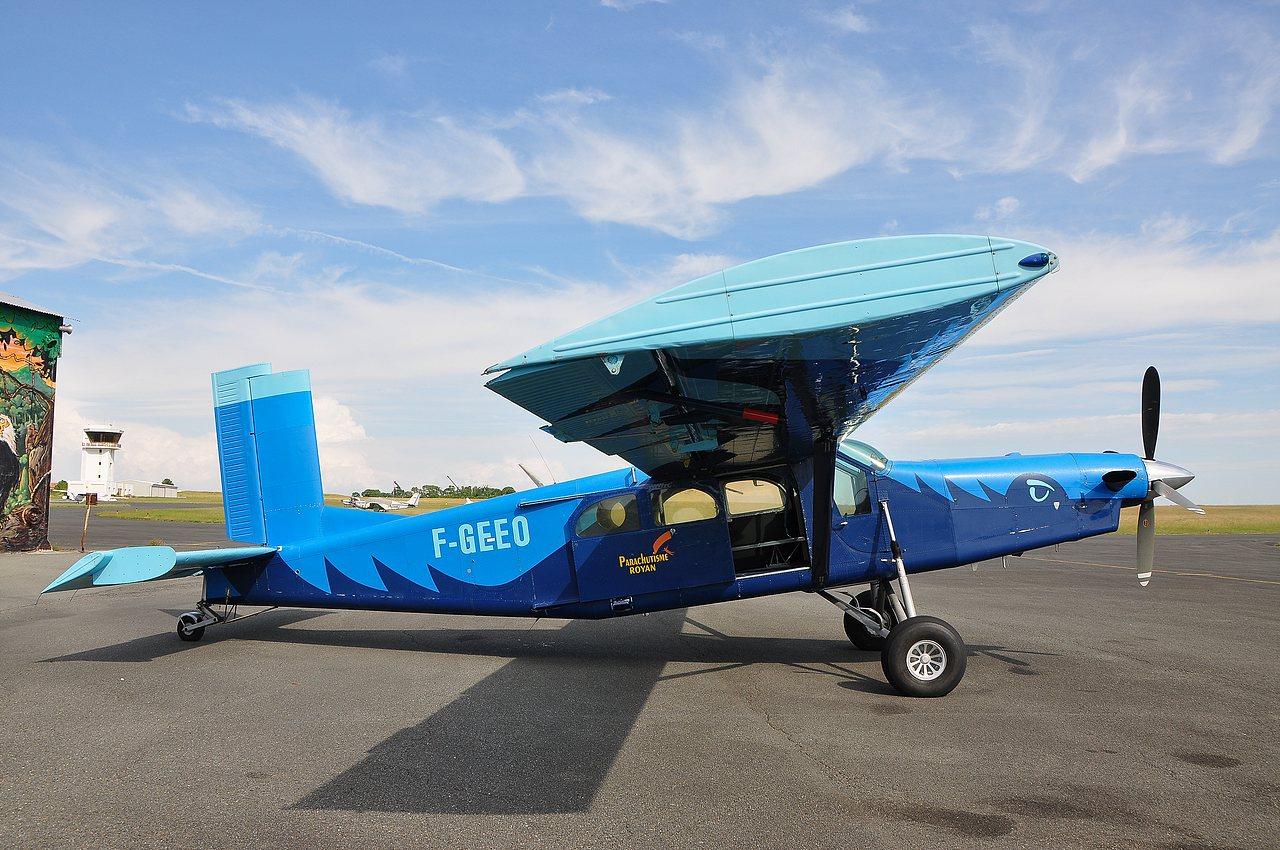 Aérodrome de Royan Médis 25093