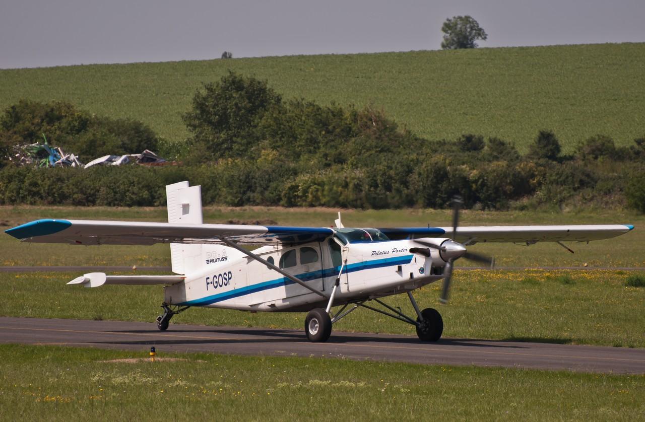 Aérodrome de Royan Médis 25200
