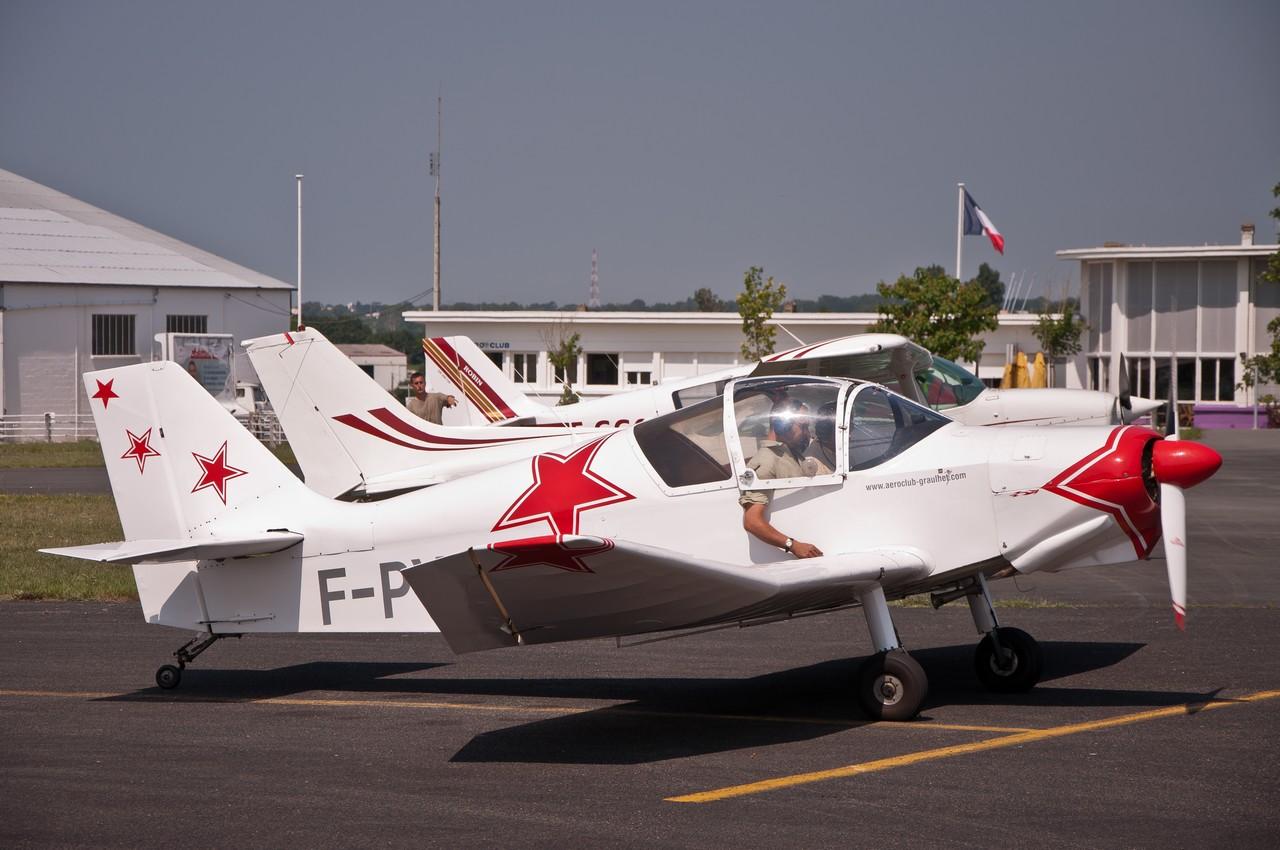 Aérodrome de Royan Médis 25203