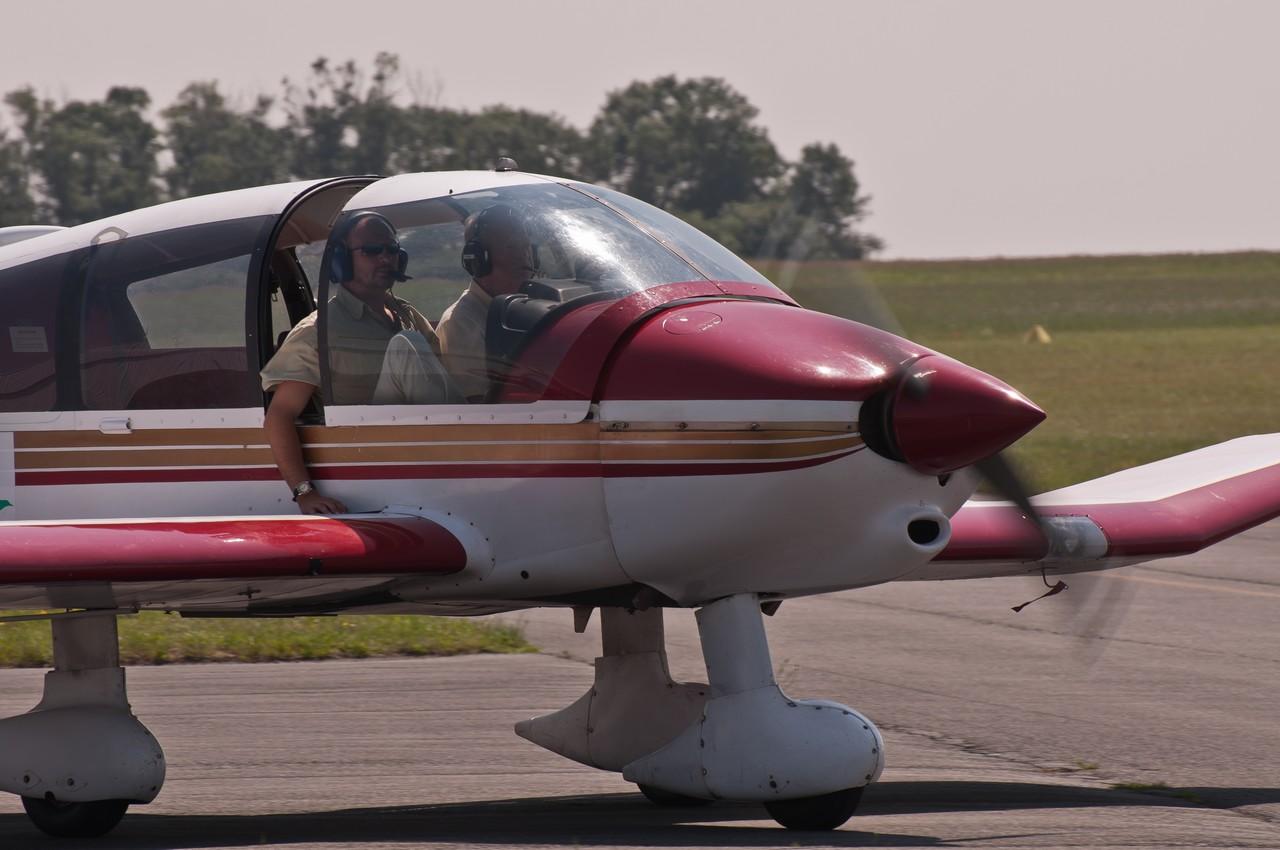 Aérodrome de Royan Médis 25206
