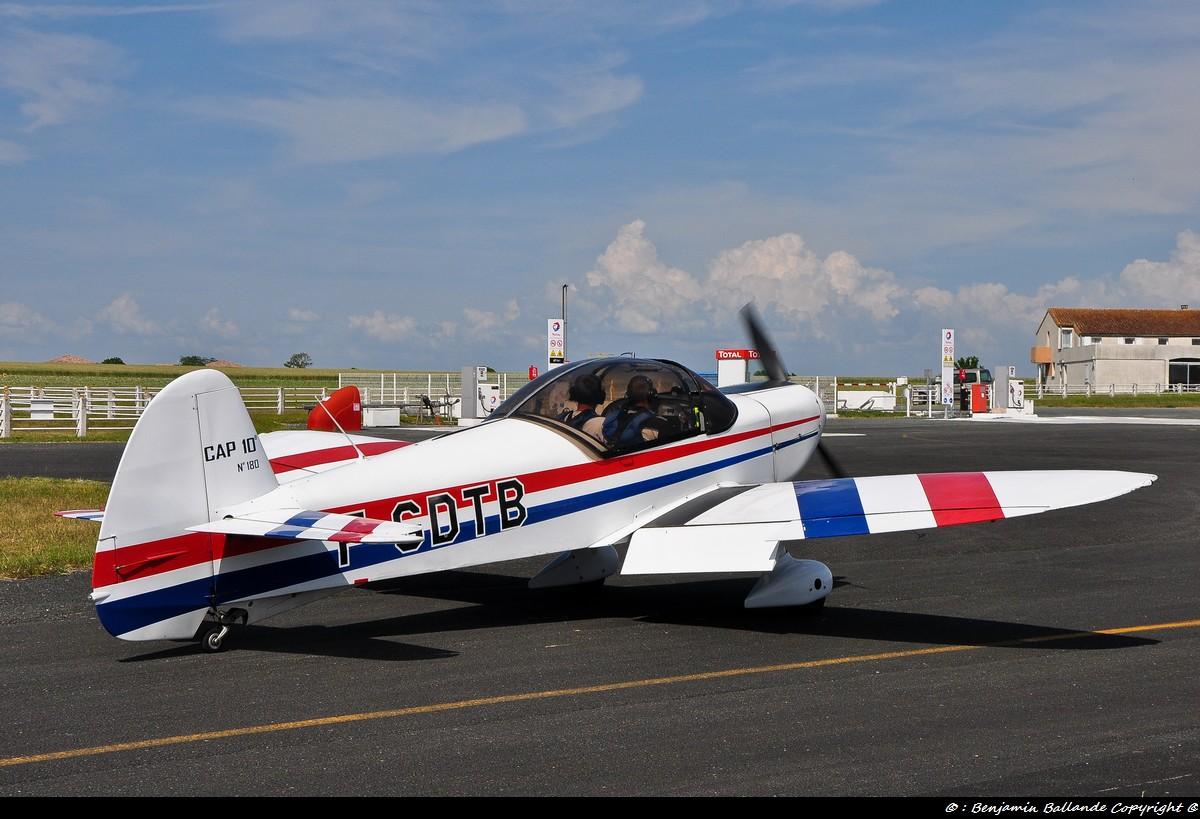 Aérodrome de Royan Médis 25552