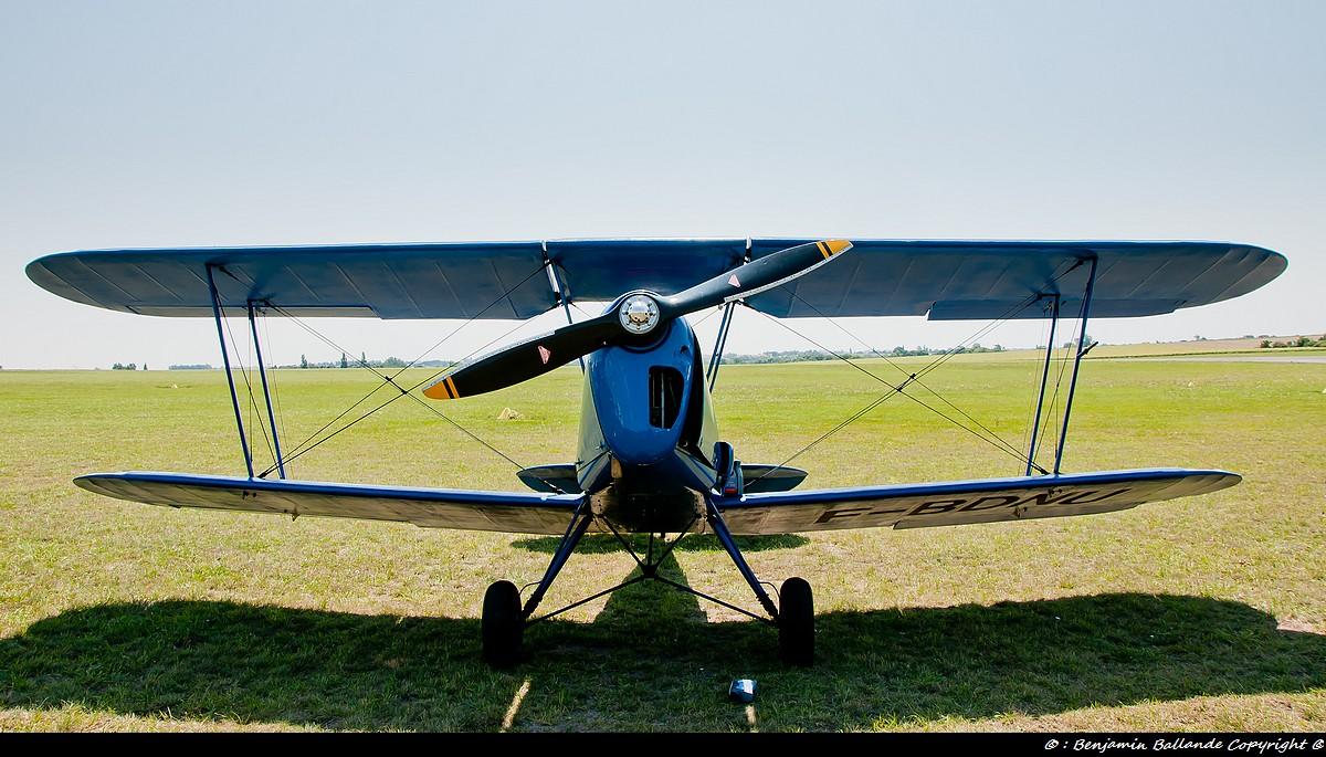 Aérodrome de Royan Médis 25587