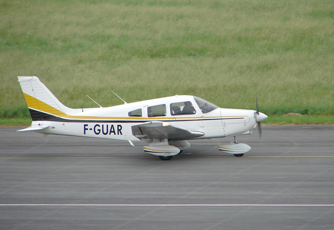 Piper PA-28-161 Warrior - F-GUAR