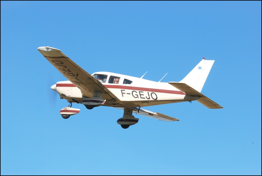 Piper PA-28-181 Archer - F-GEJO
