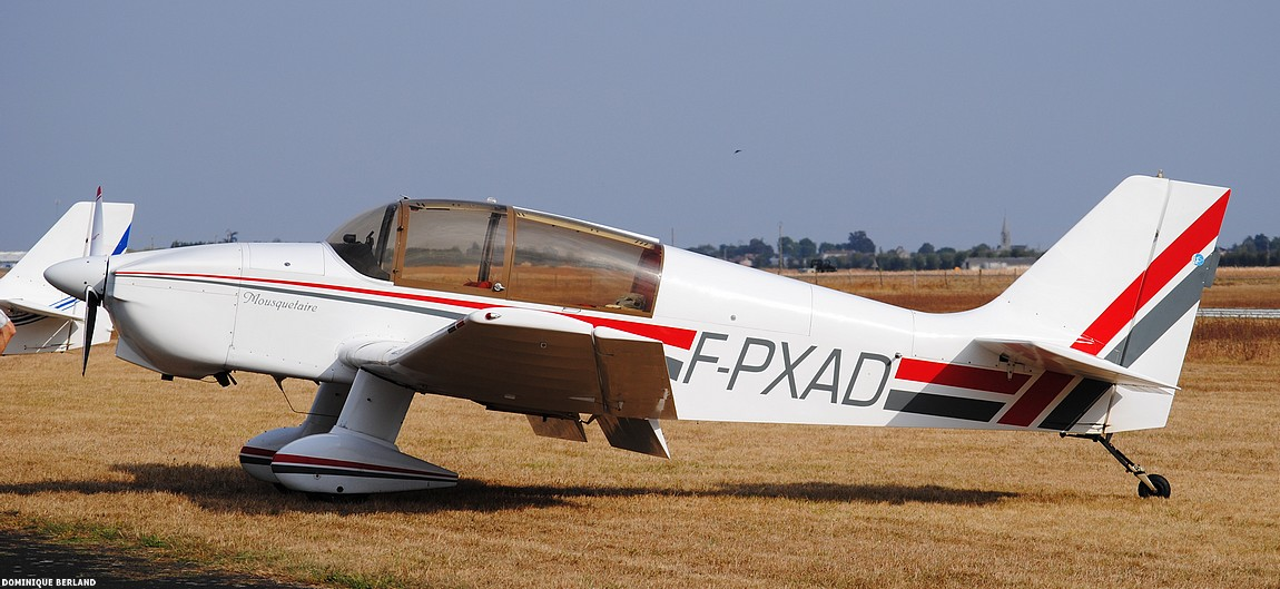 Jodel D 140 Mousquetaire - F-PXAD