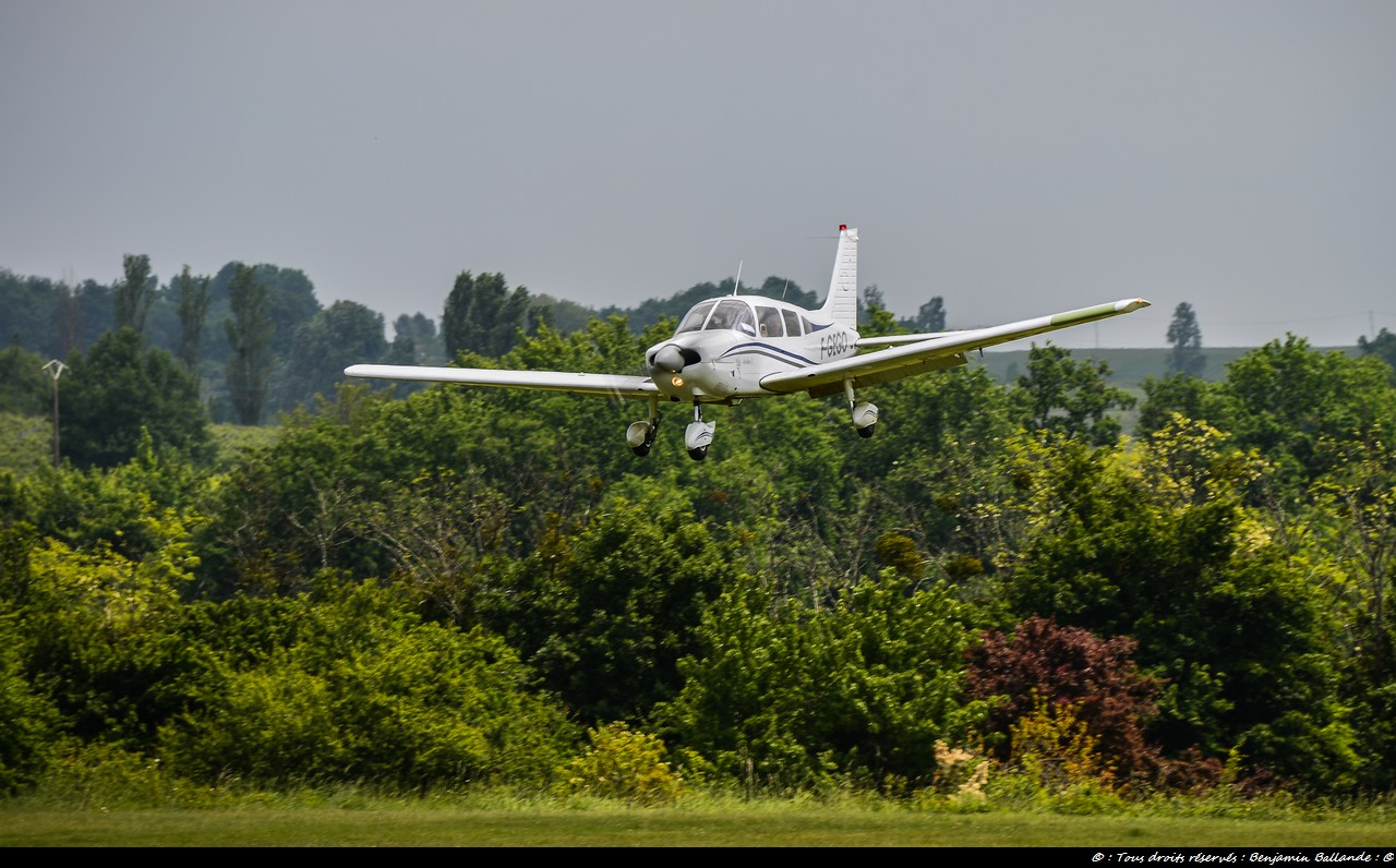 Piper PA-28-181 Archer - F-GEGO