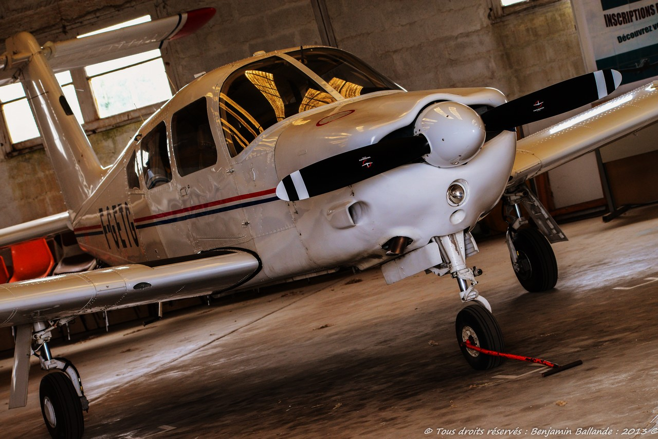 Piper PA-28 RT-201 Arrow - F-GETG