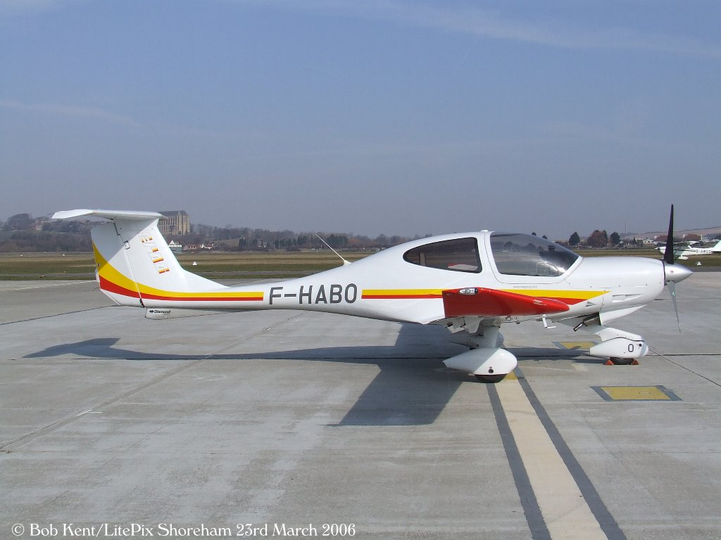 Diamond DA-40 Diamond Star - F-HABO