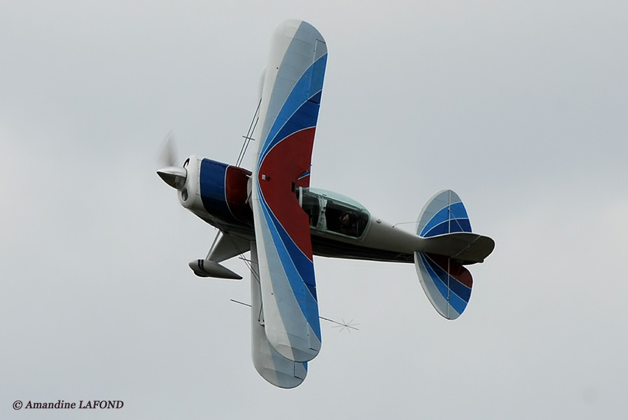 Pitts Special - F-GGPS