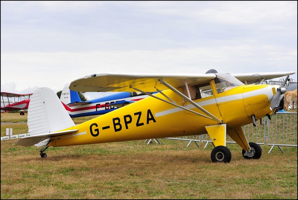 Luscombe 8A Silvaire - G-BPZA