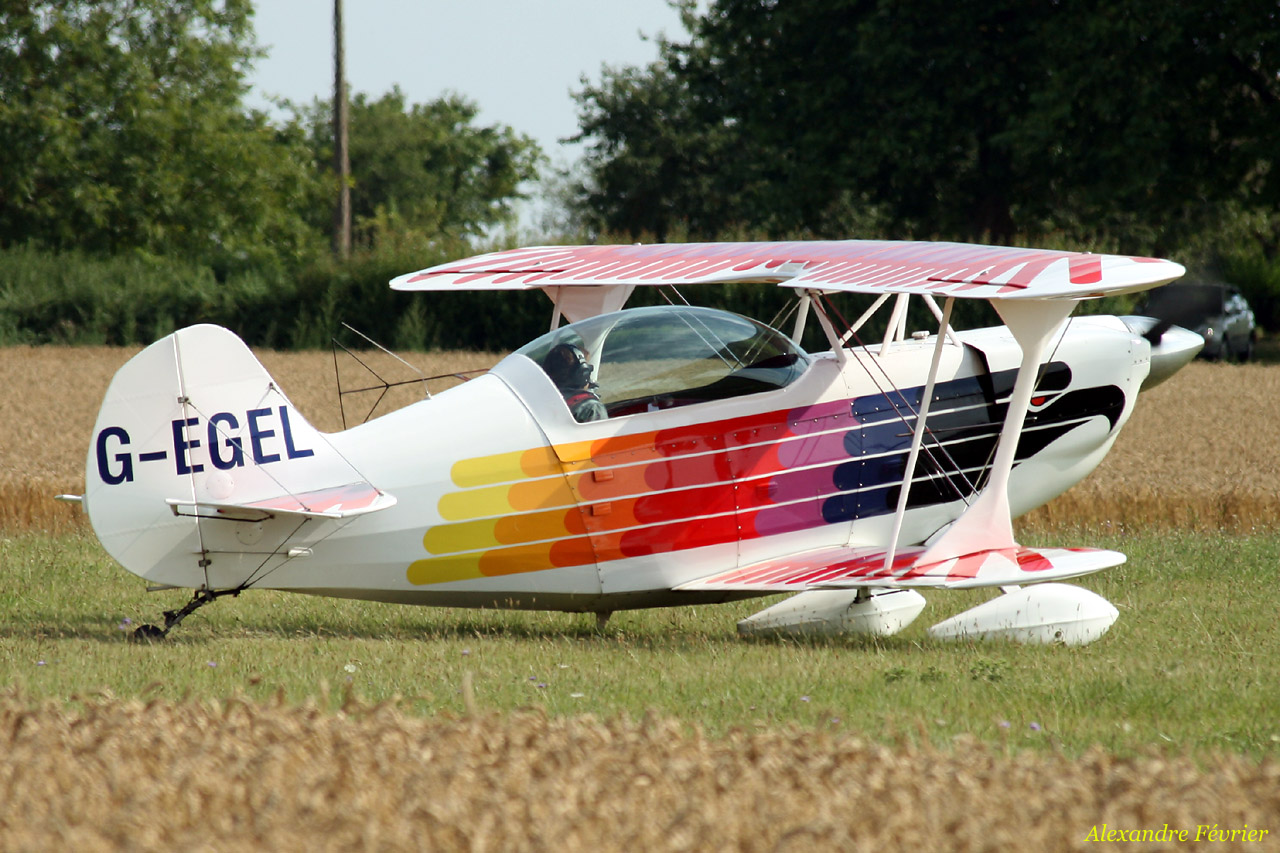 Christen Eagle II - G-EGEL