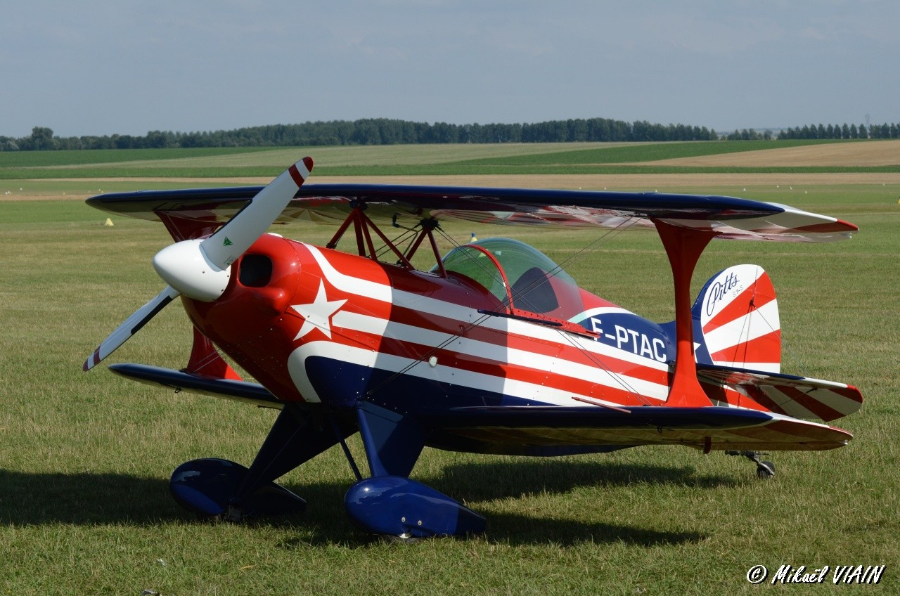 Pitts S-1S - F-PTAC
