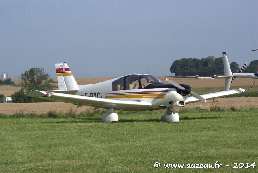 Wassmer WA 54 Atlantic - F-BXCL