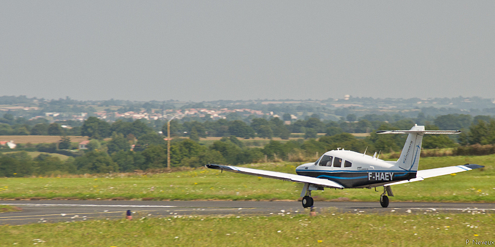Piper PA-28 RT-201 T Arrow - F-HAEY