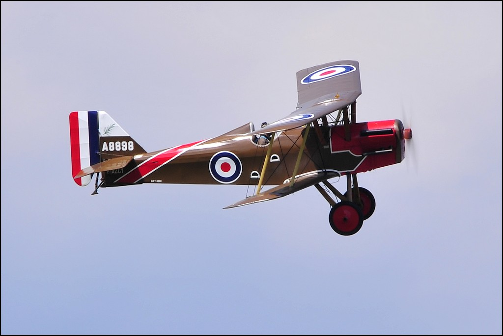 Royal Aircraft Factory SE-5A - F-AZCY